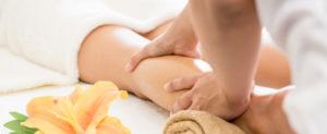 massage bien-être drainant
